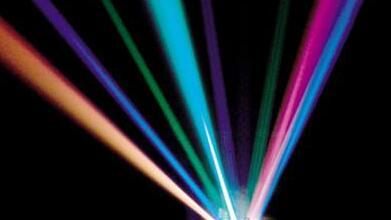 光束探照灯