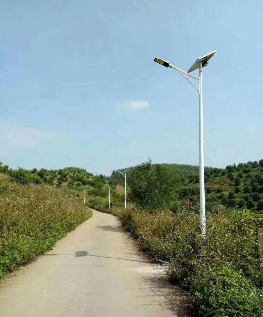 太阳能路灯02