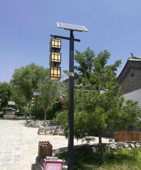 太阳能路灯01